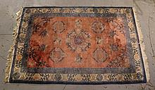 Chinese Style Throw Rug