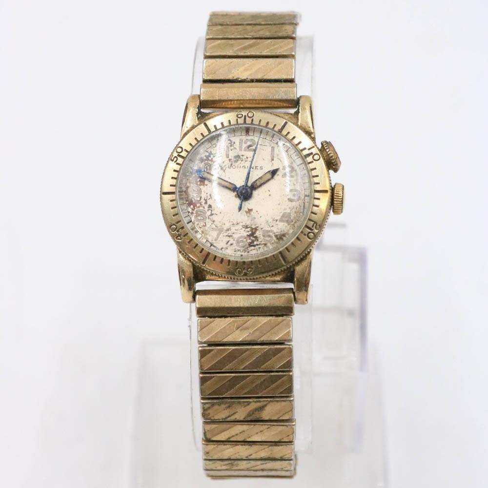 Vintage Longines Weems Mechanical Watch