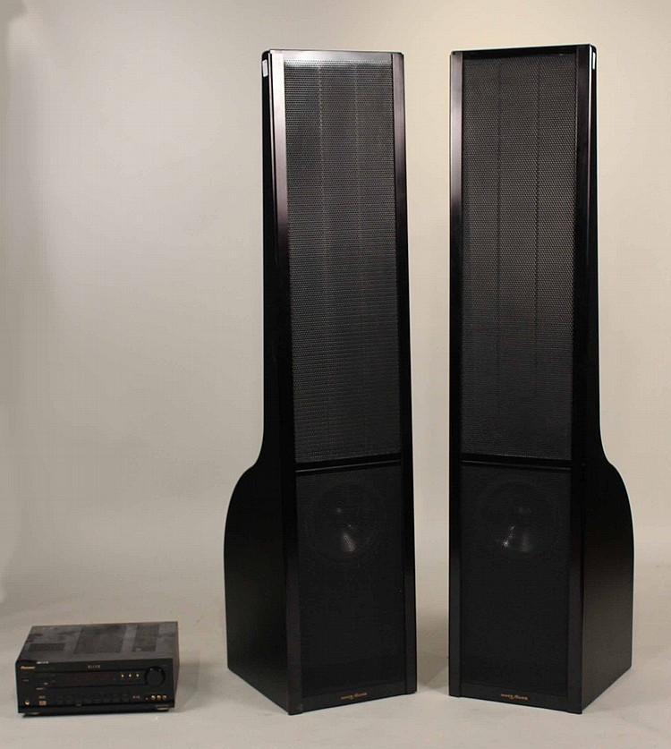 Pair of Inner Sound Active Speakers