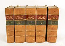Five Volumes of Pictorial History of England
