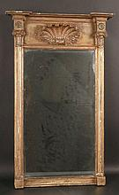 Classical Gilt Wood Mirror
