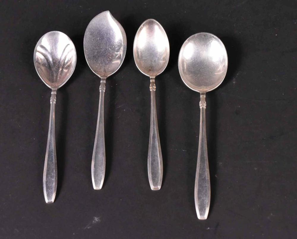 Nocturne by Gorham Sterling Silver Teaspoon 6/""