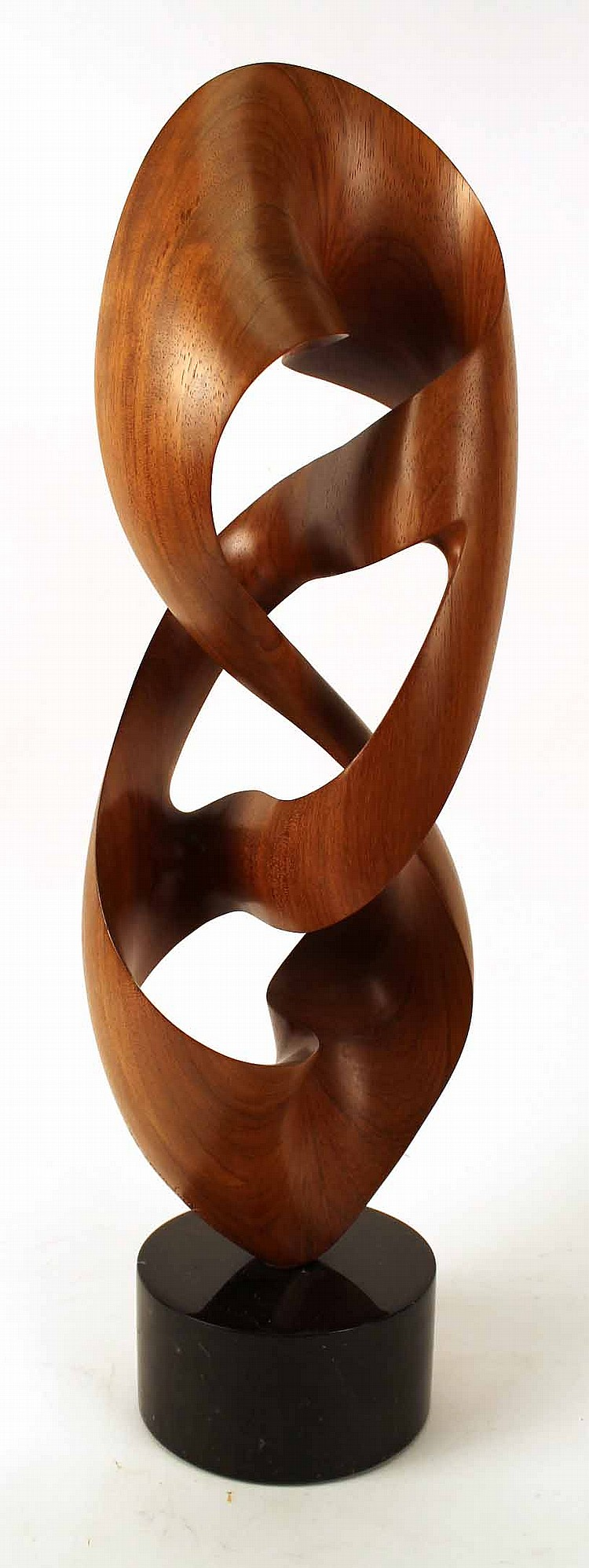 Abstract Wood Sculpture, Robert Longhurst