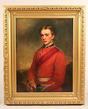 Oil on Canvas, Portrait, Benjamin West