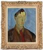 Oil on Canvas, Portrait of a Man, Andre Derain, Andre Derain, $2,500