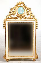 Carvers Guild Neoclassical Giltwood Mirror