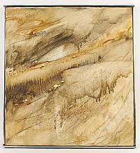 Mixed Media on Canvas, Abstract, Robert Orsini