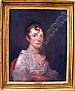 A FRAMED OIL ON CANVAS, Rembrandt Peale, Click for value