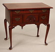 Queen Anne Cherrywood Dressing Table