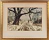 Print, Landscape, John Whorf, John Whorf, $100
