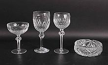 Twenty Six Waterford Wine Glasses