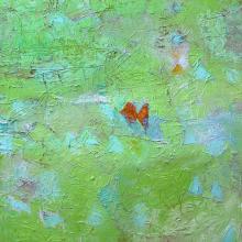 Biota 5 - original painting on canvas