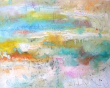Mnemonica - original painting on canvas