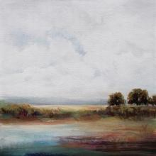 Sunday Morning - original painting on canvas