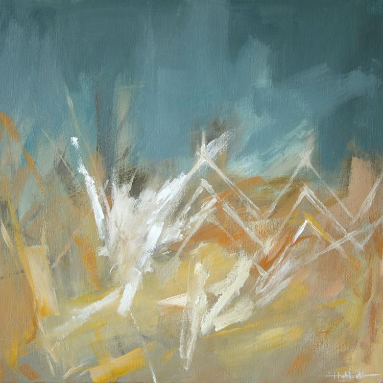 Between Here and There No. 5 - Original Abstract Painting
