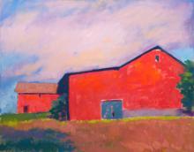 A Softer Light - original oil painting