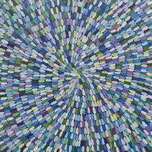 Madrigal VI - original acrylic painting