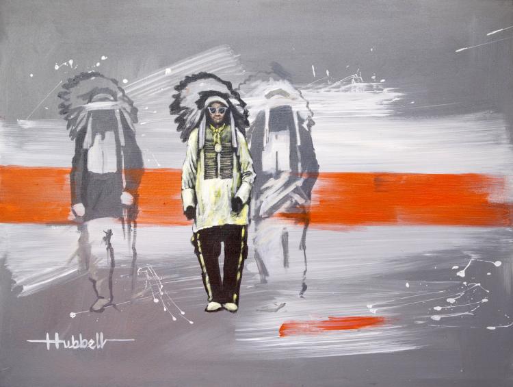 Snapshot - Original Acrylic Painting
