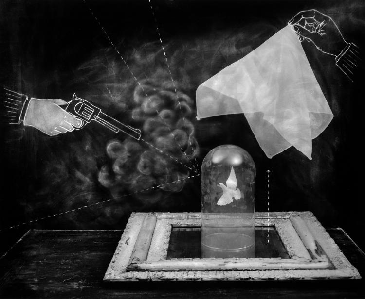 The Smoking Gun - Original Fine Art Photography
