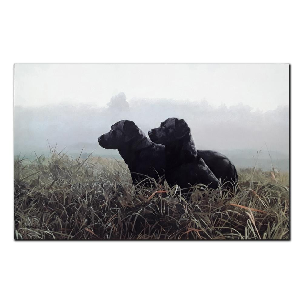 "John Weiss's ""One Morning In October"" Limited Edition Canvas"