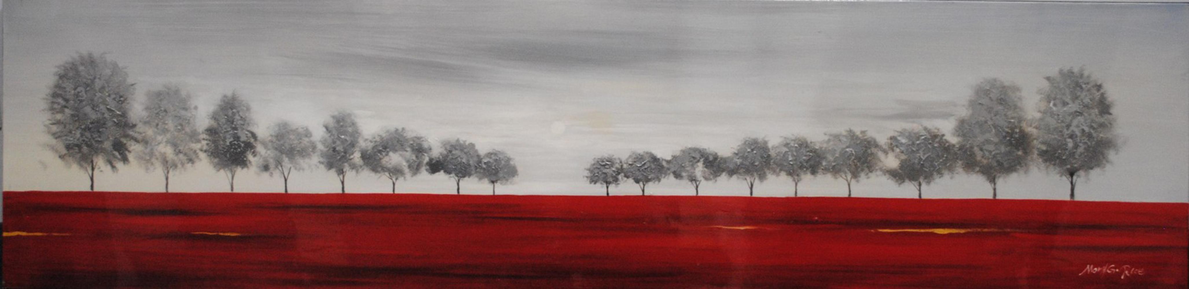 """Memory Lane"" on Canvas"