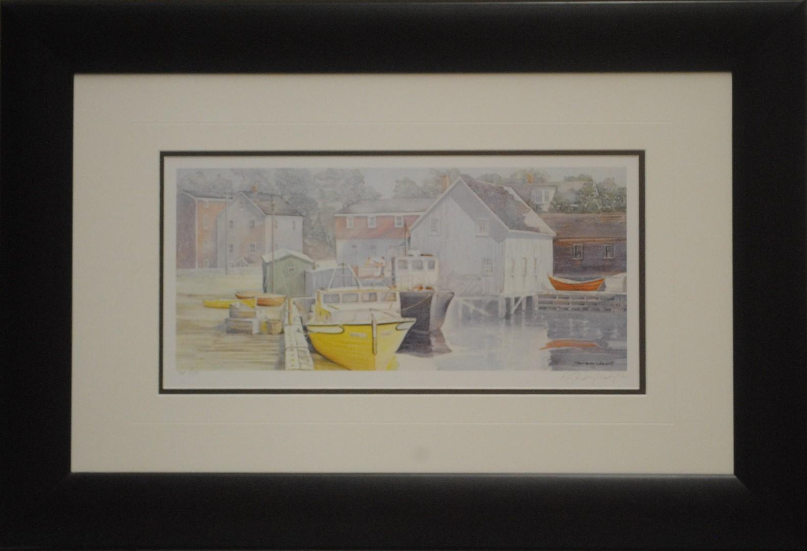 Roy Henry Wright Limited Edition Artist Proof Print