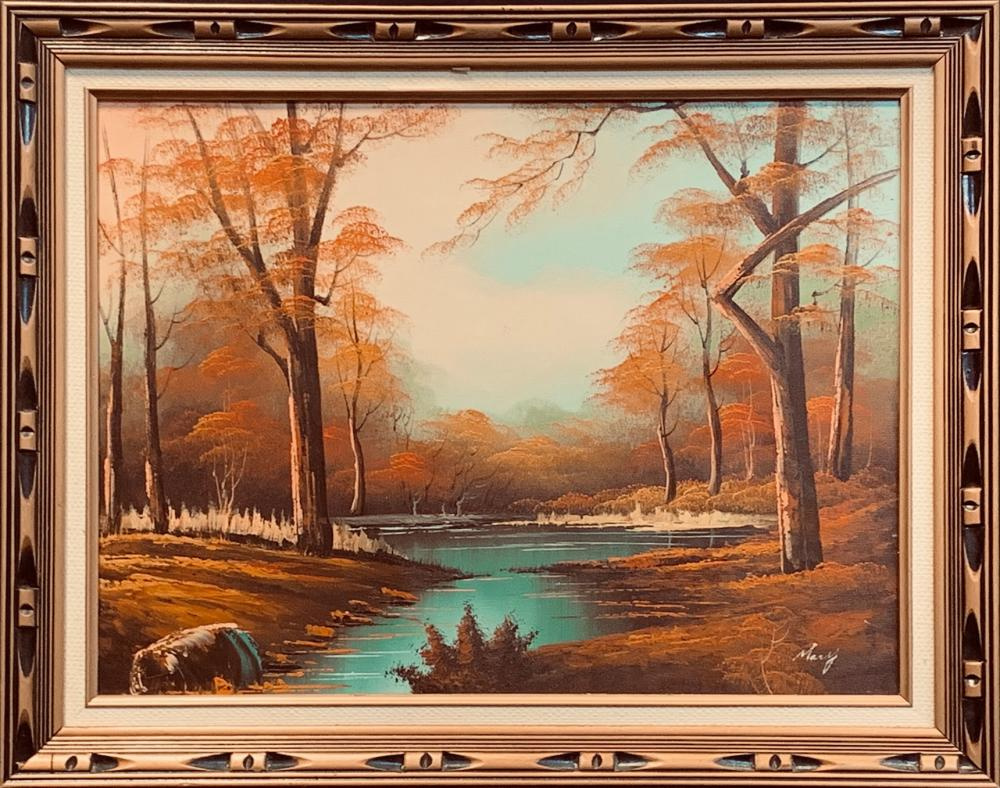Collection of Original Paintings