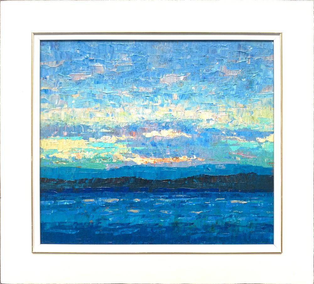"""Norman Brown's """"Lake Superior"""" Original"""