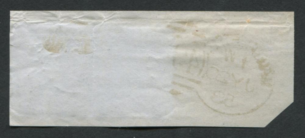 Great Britain 1858 #28 A7 Stamp Cover