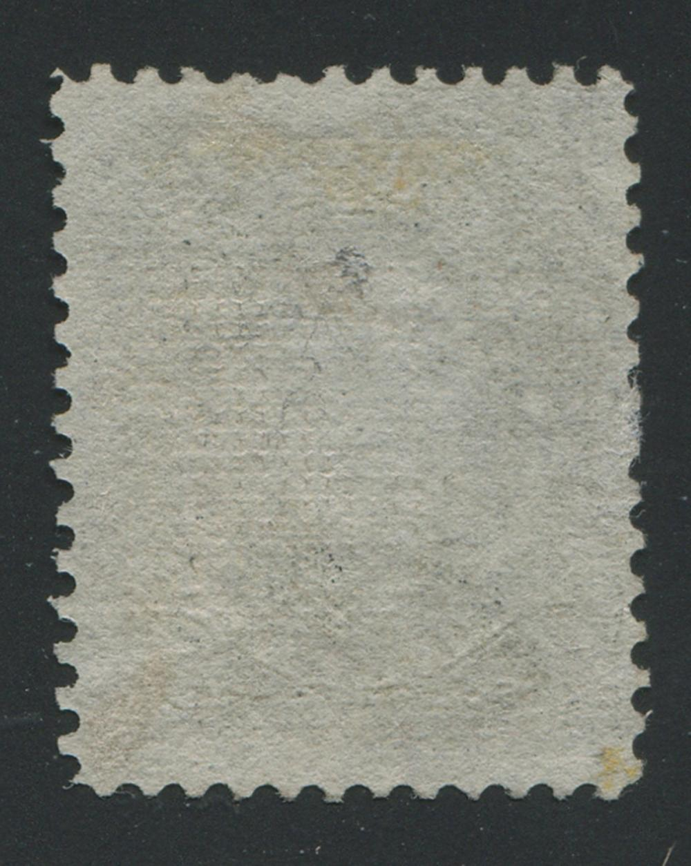 USA 1861 - 1866 #90 12 Cent Black