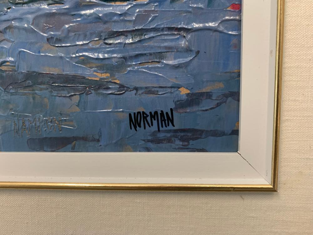 """Norman Brown's """"Kissed by a Rose"""" Original"""