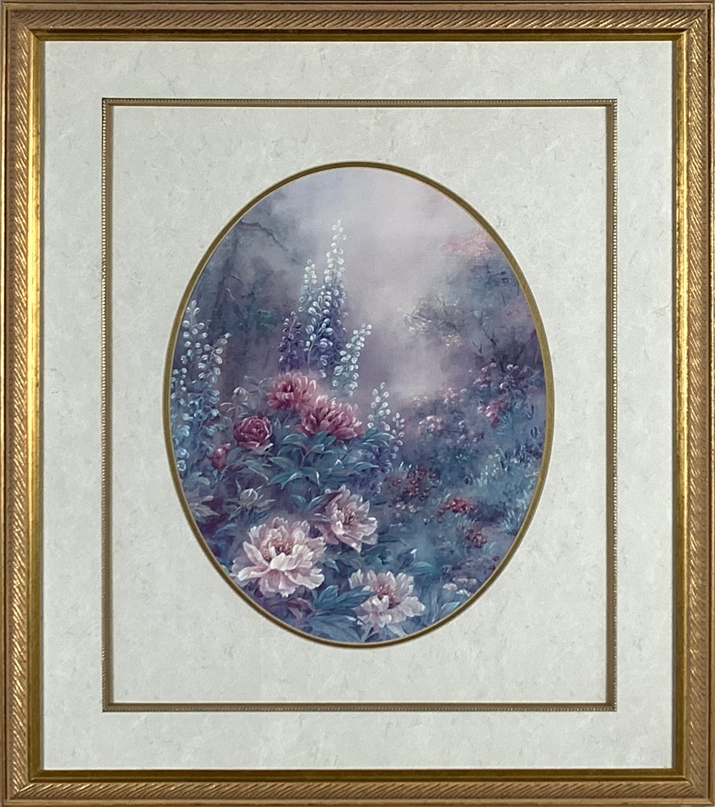 Beautiful Floral Framed Print