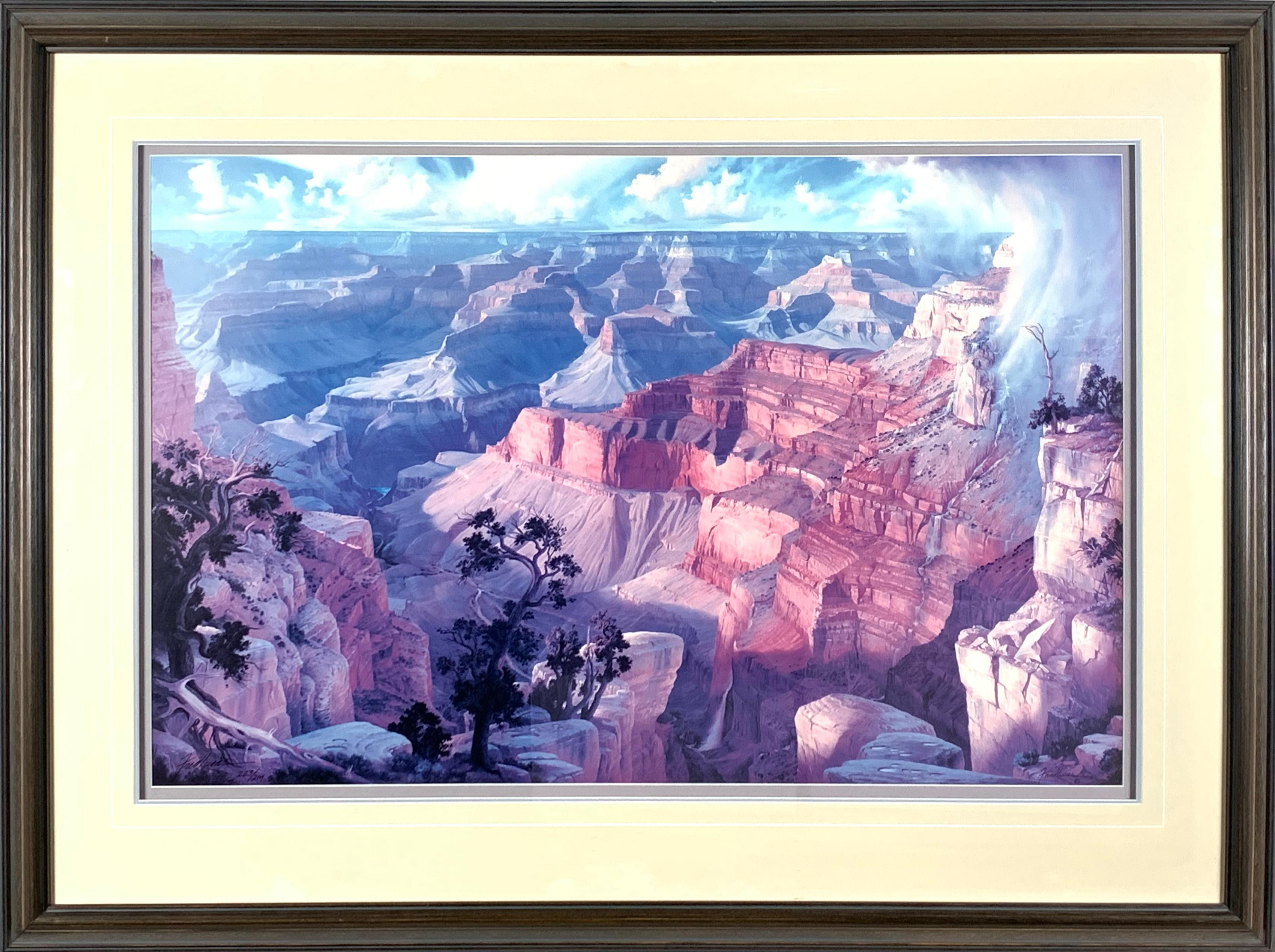 "Fred Lucas's ""The Grand Canyon"" Limited Edition Print"