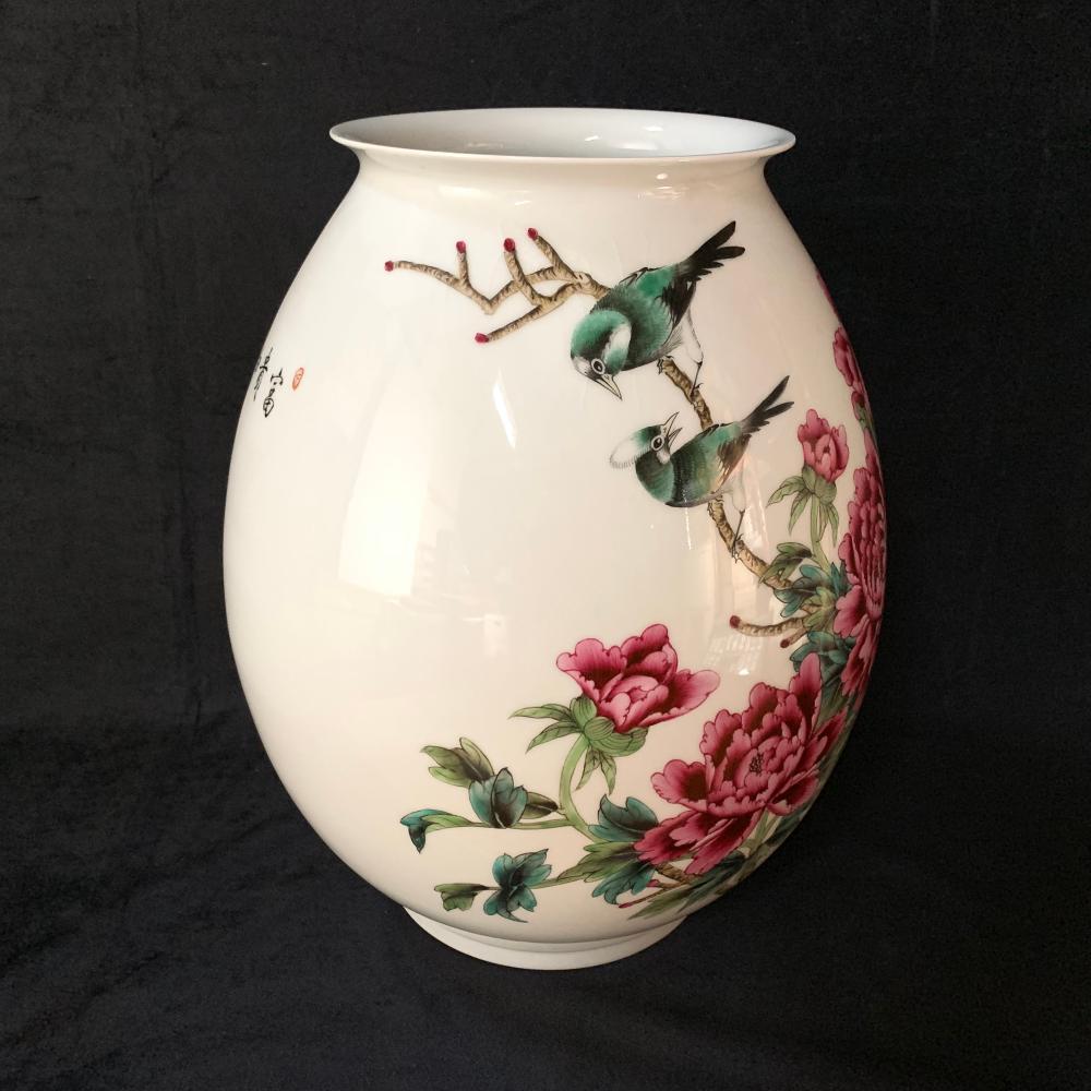 Yu Jin Xi's Original Asian Pottery