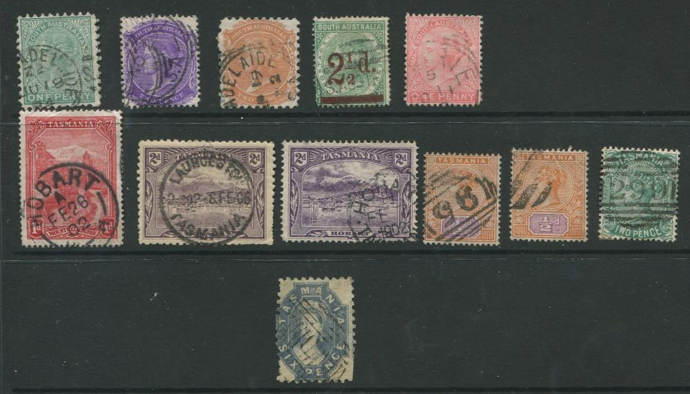 Australia States Stamp Collection 3