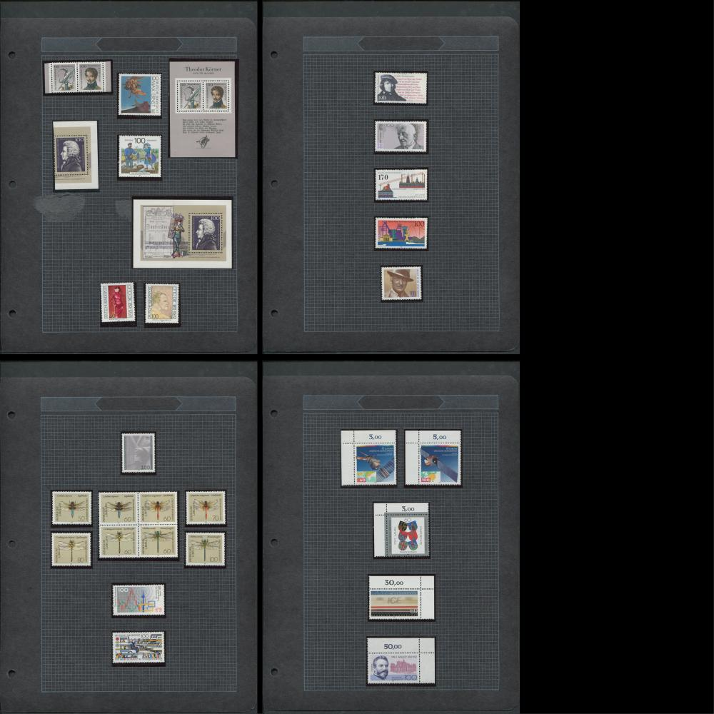 Germany Stamp Collection 1
