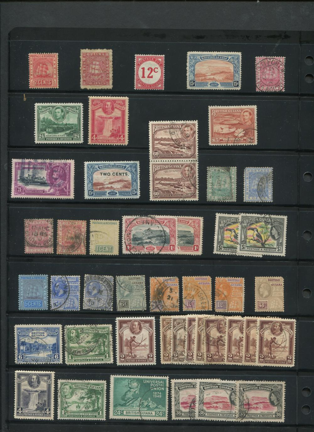 British Commonwealth Stamp Collection 1