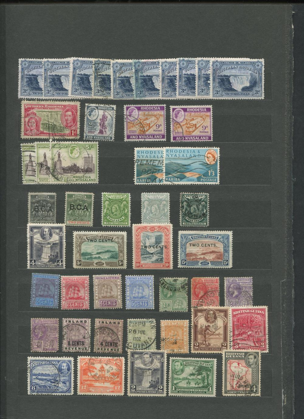 British Commonwealth Stamp Collection 2