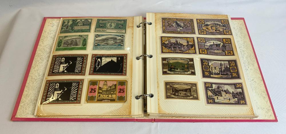 Notgeld Paper Money Collection 7