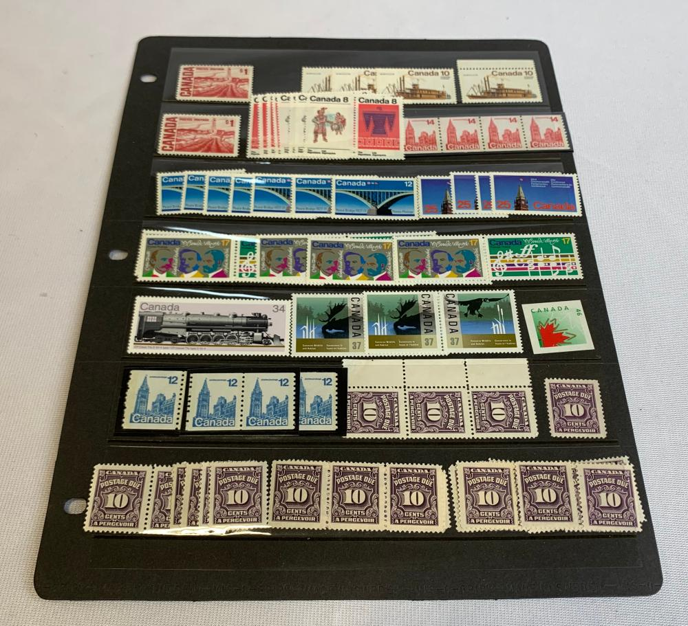 Canada Modern Mint Stamp Collection