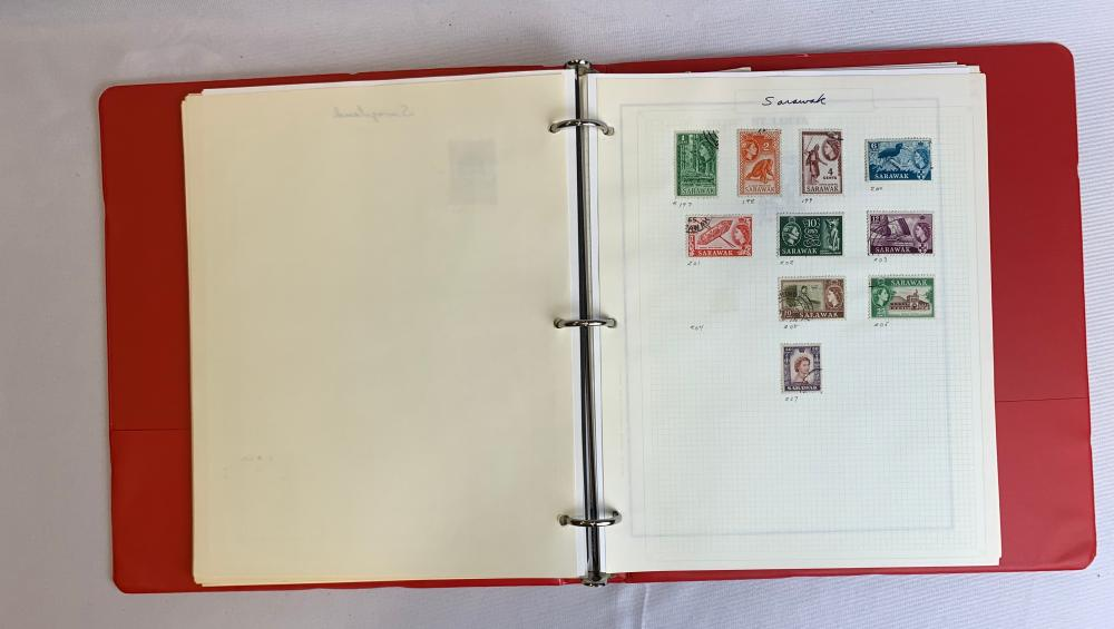 British Commonwealth Stamp Collection 6