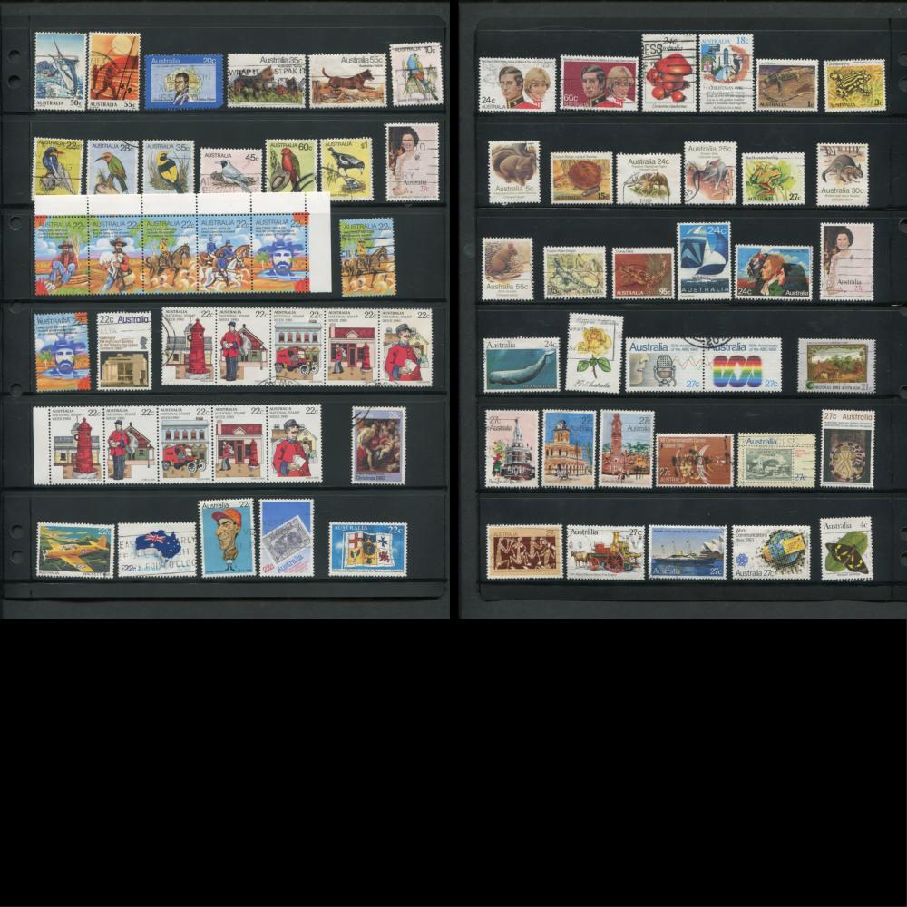 Australia Stamp Collection 6