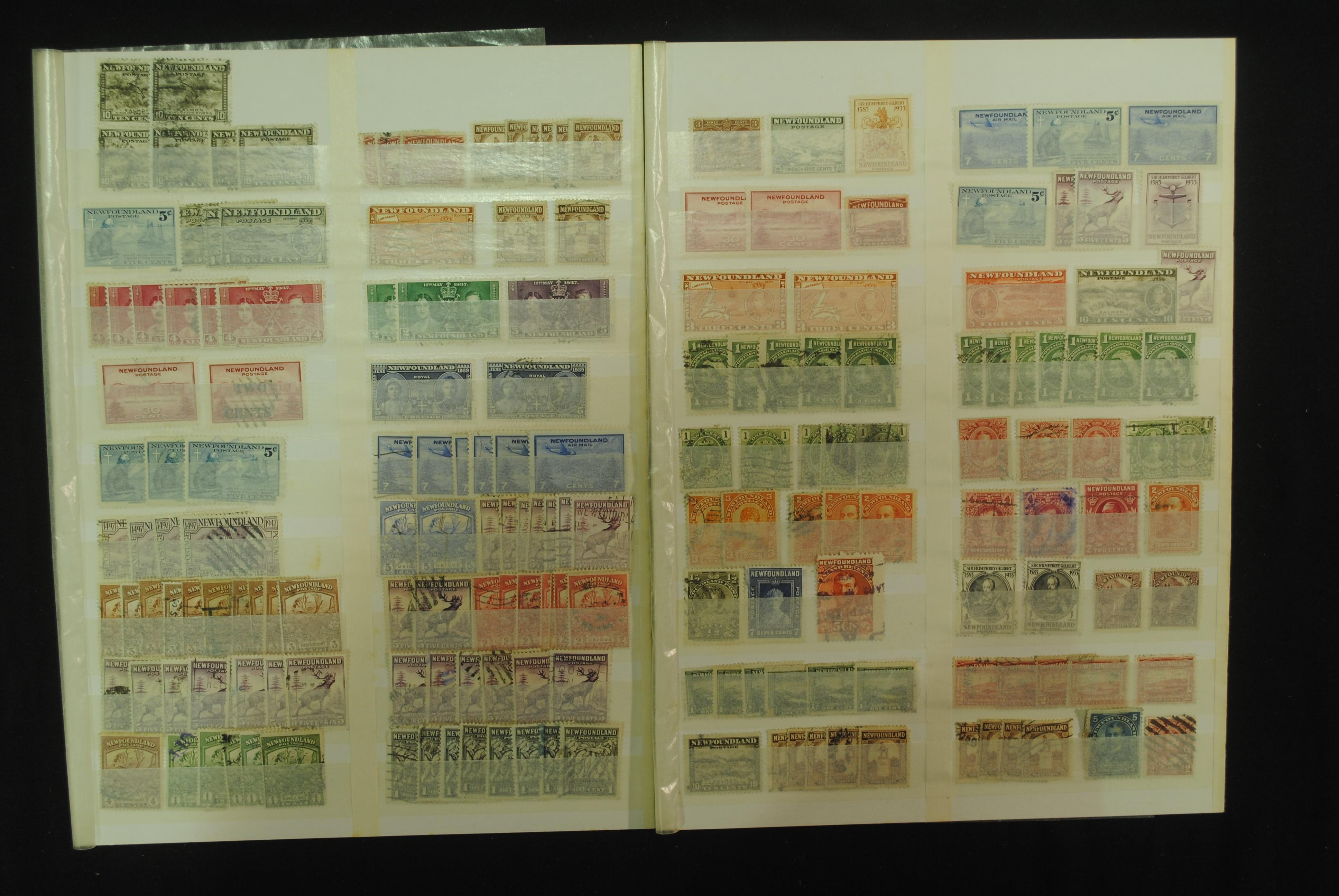 Canada Newfoundland Stamp Collection 3