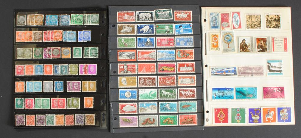 Germany and German States Stamp Collection 4