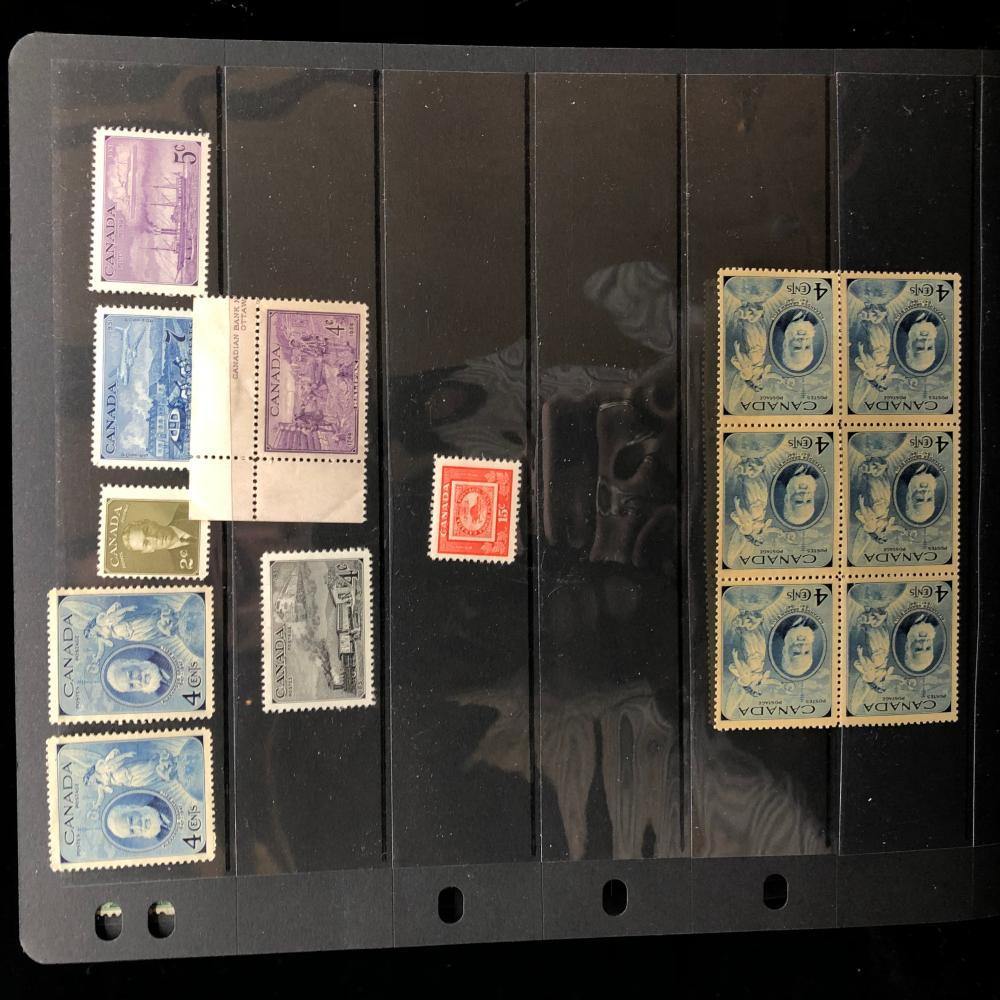 Canada Stamp Collection 2