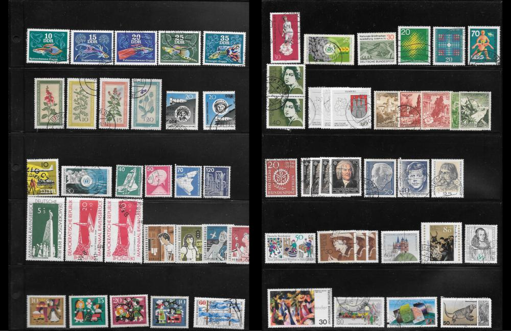Germany and German States Stamp Collection 2