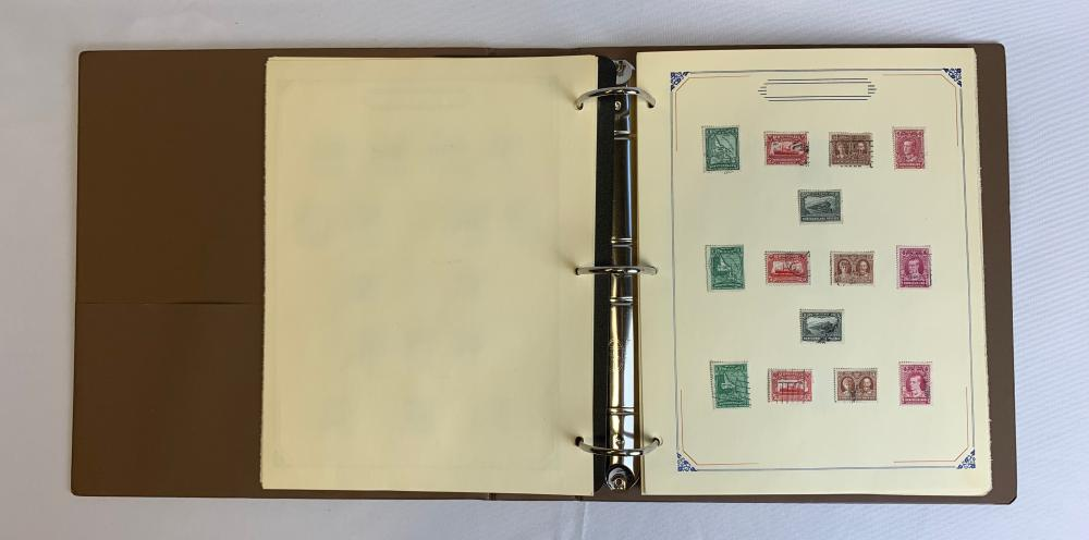 Canada Provinces Stamp Collection