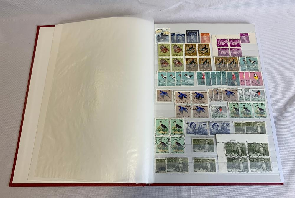 Australia Stamp Collection 4