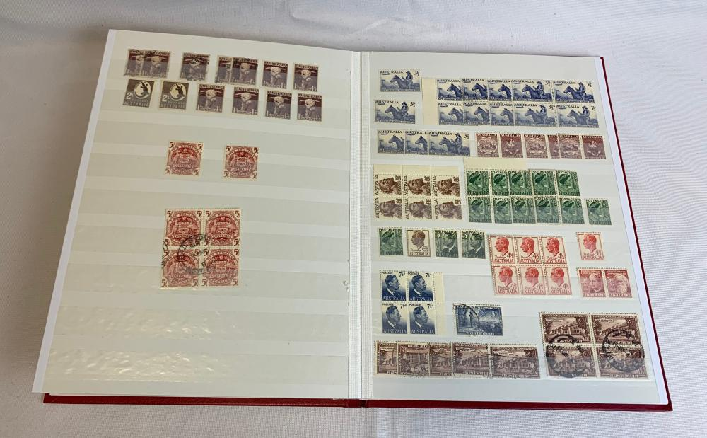 Australia Stamp Collection 5