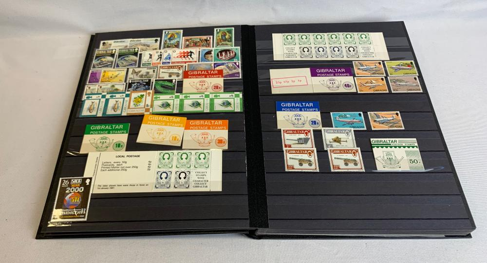 British Commonwealth Stamp Collection 9